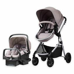 Evenflo 56011993 Pivot Stroller and Infant Car Seat Travel S