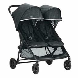 Evenflo Aero2 Ultra-Lightweight Double Strollers, Compact, S