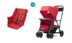 Joovy  Stroller Baby Caboose with Rear Car Seat Sit n Stand