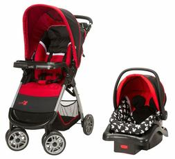 Baby Car Seat And Stroller Boy Infant Kid Travel System Unis