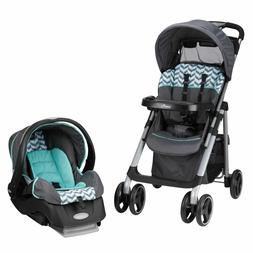 Baby Infant Toddler Stroller With Car Seat Boy Girl Folding