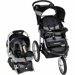 Baby Travel System Stroller With Car Seat Boys Jogging Strol