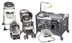 baby trend stroller travel system with car