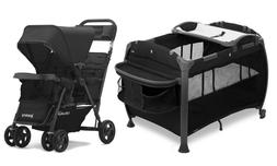Joovy Caboose Too Ultralight Sit and Stand Stroller Playard