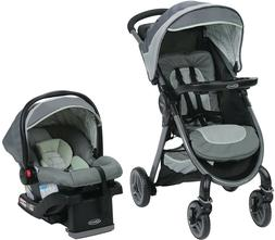 Graco FastAction 2.0 Travel System with SnugRide 35 LX Infan