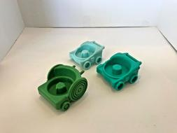 fisher price little people green wheelchair