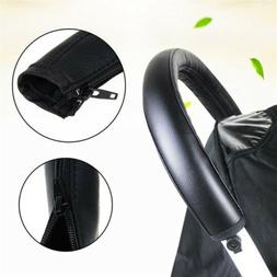 Grip Handle Artificial Leather Sleeve Cover For Bumper of Ba