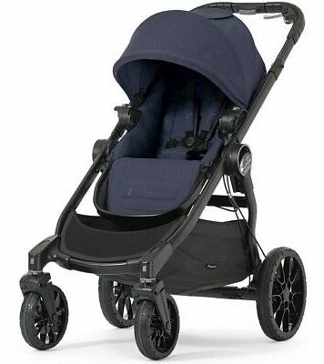 Baby Jogger 2018 City Select LUX Double Stroller