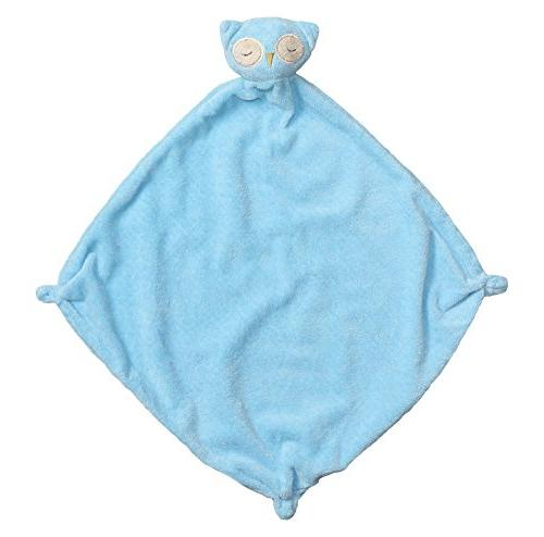 and Spare Pcs Blankets Blue Owl