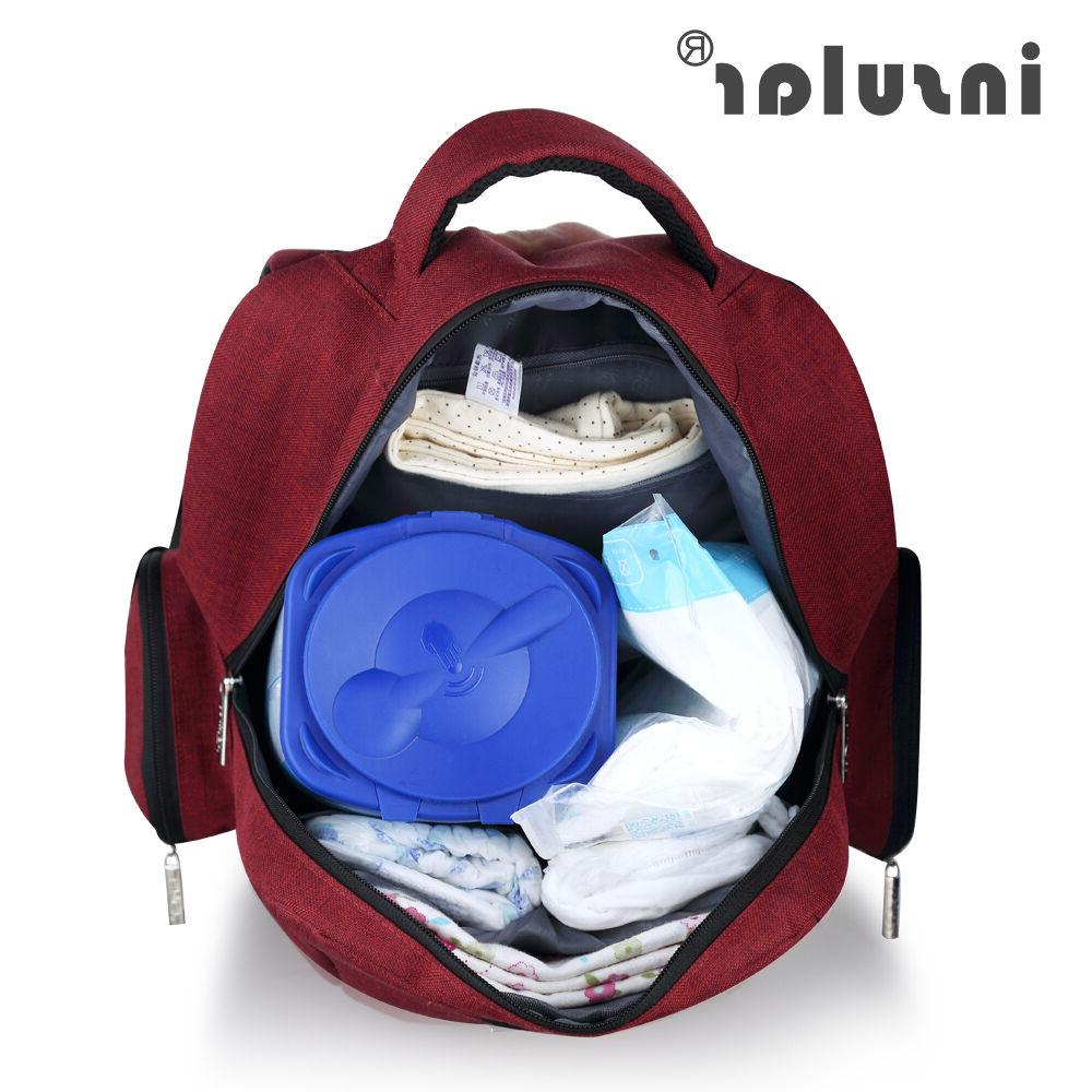 Insular Backpack Large Bags Nappy Backpack