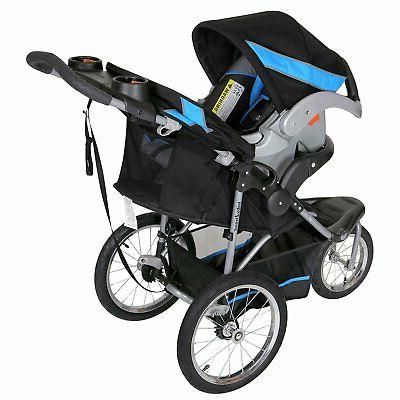 Baby Expedition Jogger Travel System/ Car Combo