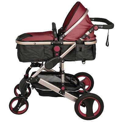 3 Baby Buggy Infant Car Seat