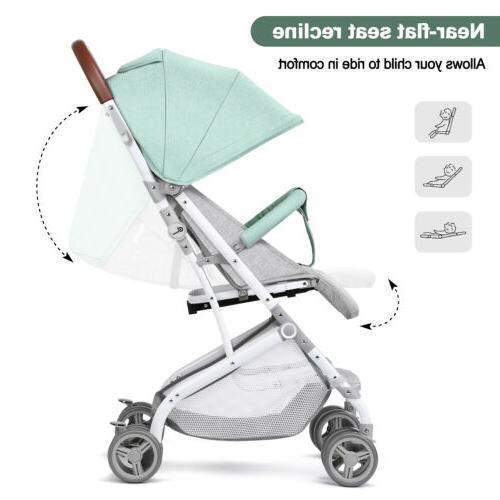 Baby Stroller Safety Child Kids Travel Trolley Carriage