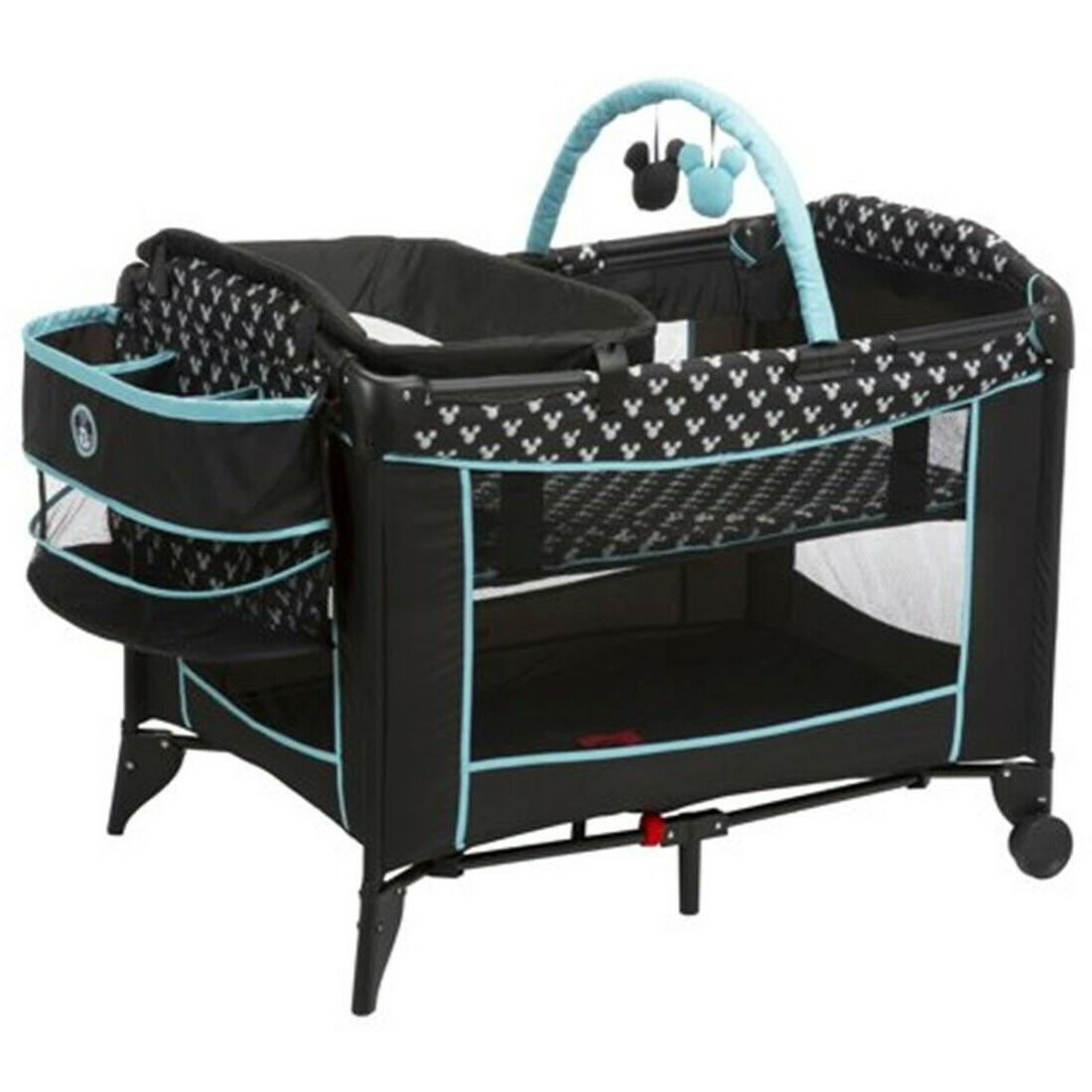 Disney System with Car and Playard Nursery Boy Combo
