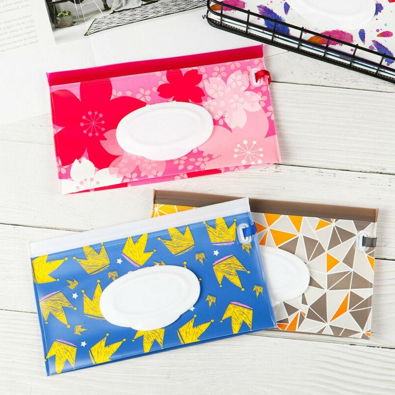 Cover Wipes Bag Box