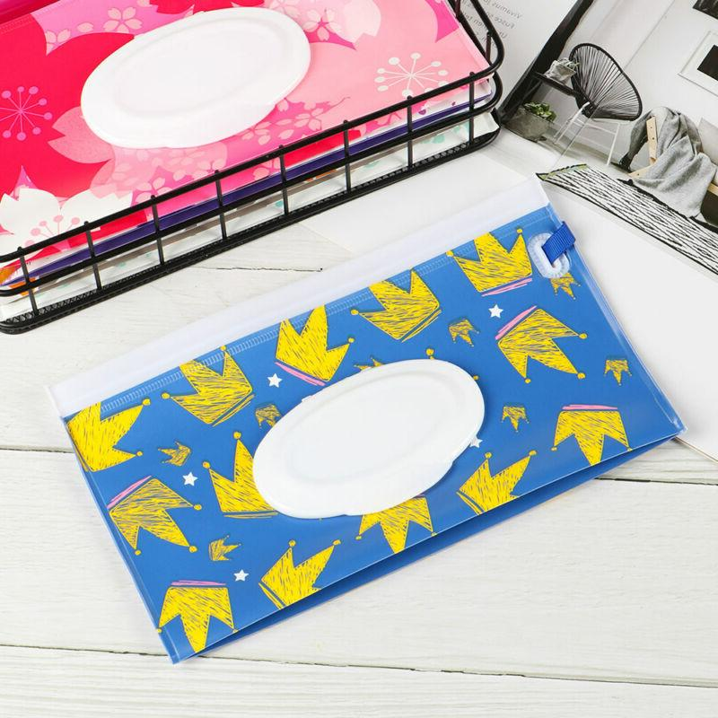 Cover Baby Product Pouch Wipes