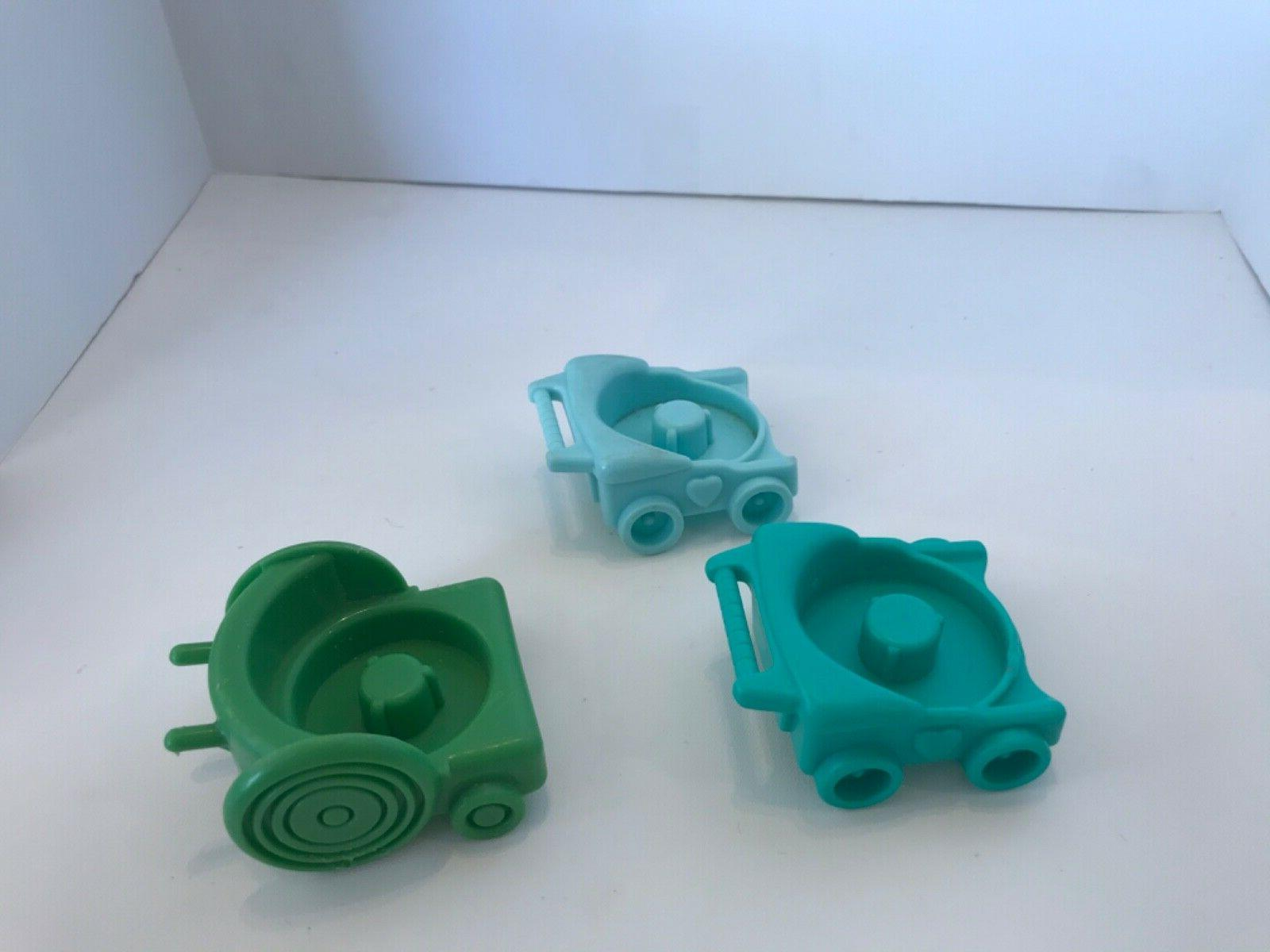 Fisher Price People Green Blue