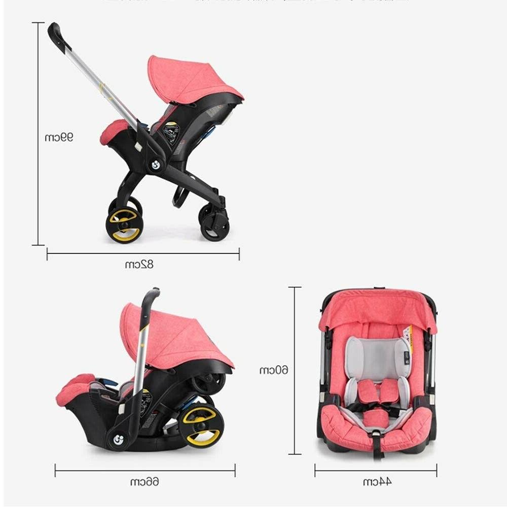 Infant Car Baby, 4 1 combos travel
