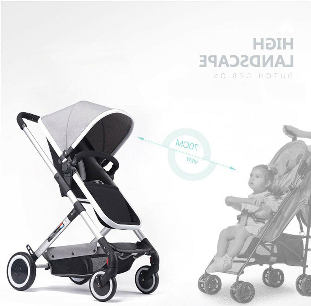 Lightwight Travel Pushchair