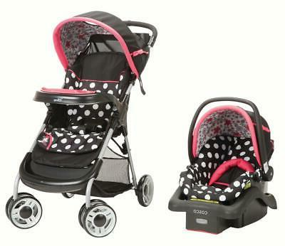 baby minnie mouse lift and stroll plus