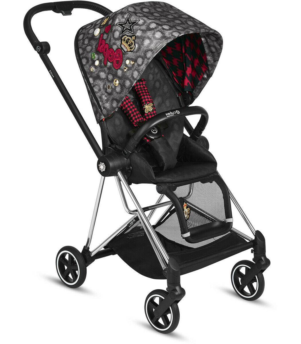 mios complete stroller rebellious new in sealed