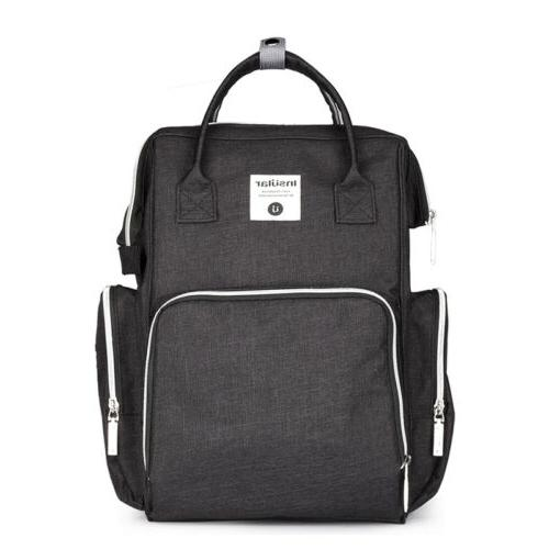Insular Bags Large Multifunctional Nappy Bag