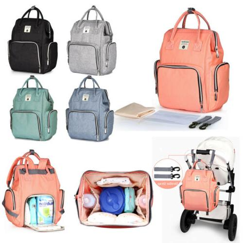 mummy backpack diaper bags large multifunctional baby