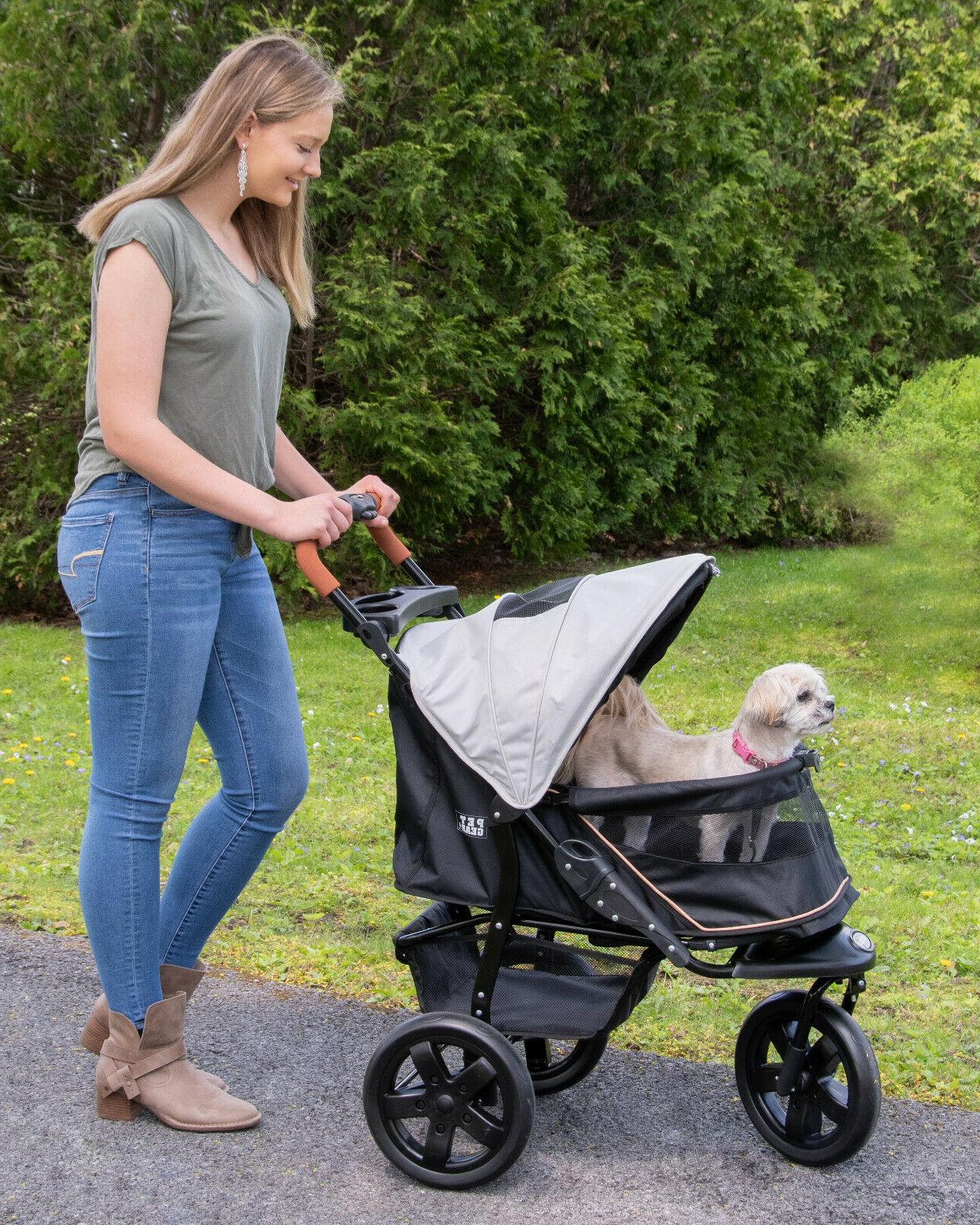 NEW! Gear NO-ZIP / All Stroller with Easy-Locking Latch