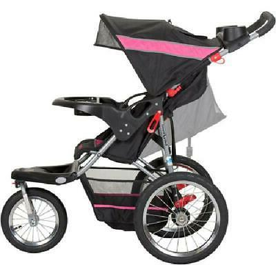New Girls Single Baby Stroller Carriage Jogger Strollers Travel Walk