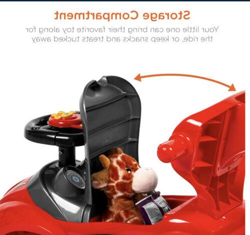 Best Choice Products 3-in-1 Push Car Toddler