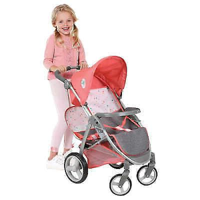 Hauck Set and Double Stroller