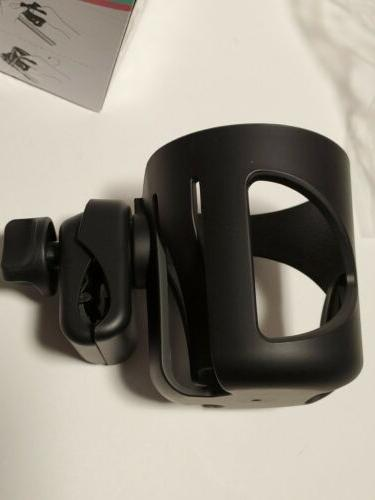 universal cup holder by accmor stroller cup
