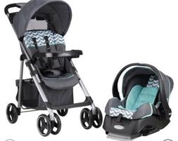 Car Seat Infant Travel System Combo Stroller and Base Includ