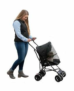 Pet Carriers Gear Travel Lite Pet Stroller for Cats and Dogs