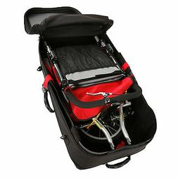 BOB Travel Bag for Single Jogging Strollers, Black