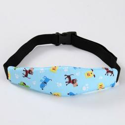 Stroller Car Head Belt Child Seat Safety Headband Toddler Pu