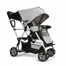 Cynebaby Twin Stroller Trolley for Toddler Girls and Boys St