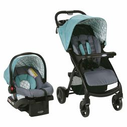 Graco Verb Click Connect Travel System, Merrick
