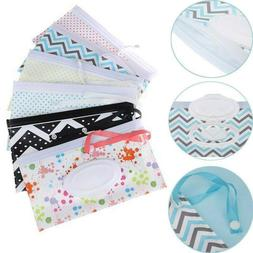 Wet Wipes Bag Stroller Case Baby Tissue Box Accessories Prod