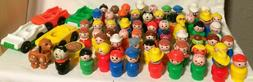 You Choose Vintage Fisher Price Little People 60+ Different